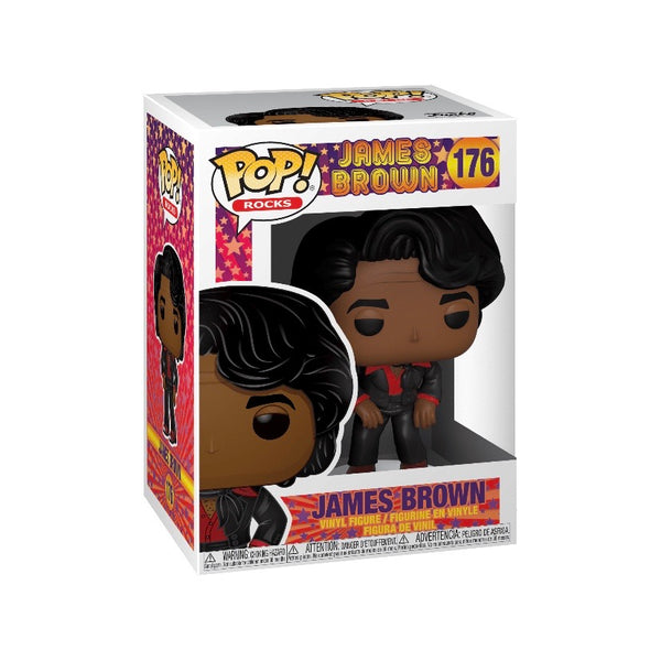 Rocks #176 James Brown