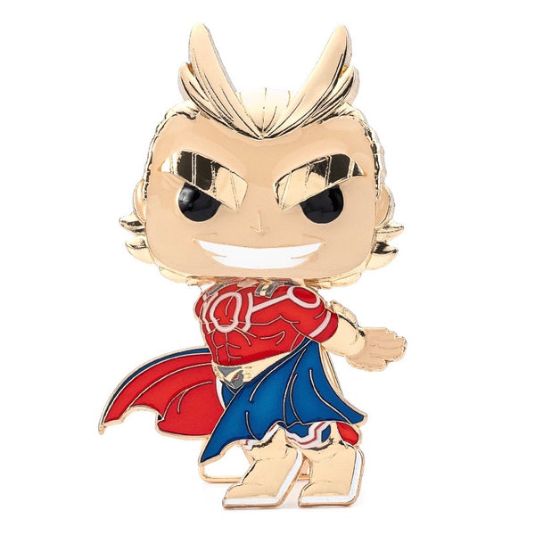 POP! Pin Anime #05 Silver Age All Might (Chase) - My Hero Academia