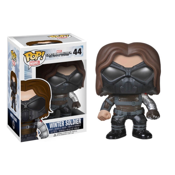 Marvel #0044 Winter Soldier