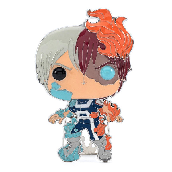 POP! Pin Anime #03 Shoto Todoroki - My Hero Academia