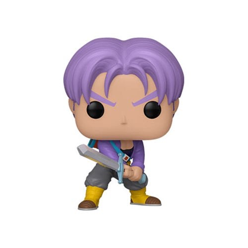Animation #0702 Future Trunks - Dragonball Z