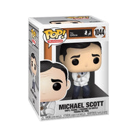 Television #1044 Michael Scott (Straightjacket) - The Office