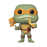 Retro Toys #018 Michelangelo - Teenage Mutant Ninja Turtles
