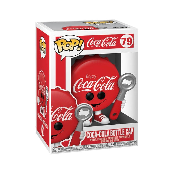 POP! Funko #079 Coca Cola Bottle Cap