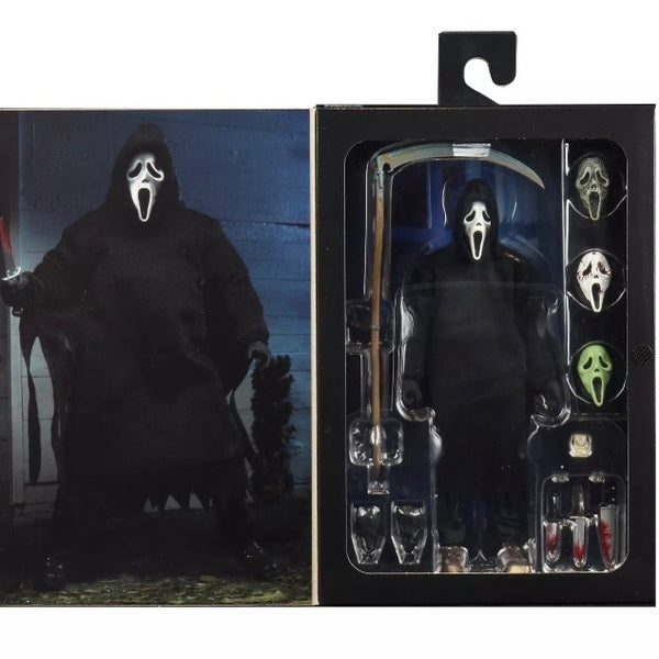 "NECA Ultimate 7"" Scale : Ghostface - Scream"