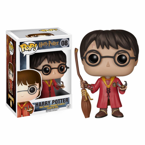 Harry Potter #008 (Quidditch Robe)