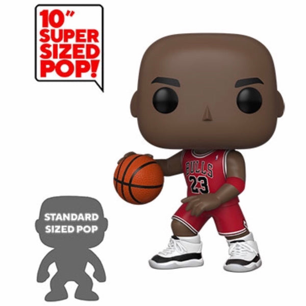"Basketball #075 Michael Jordan (10"") - Chicago Bulls"