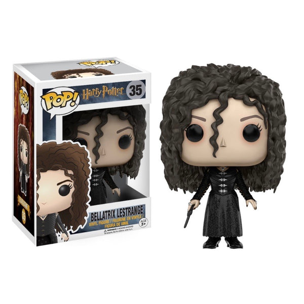 Harry Potter #035 Bellatrix Lestrange