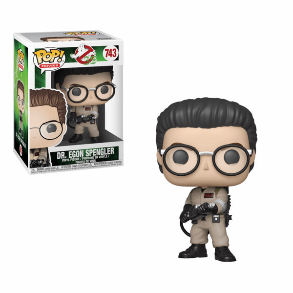 Movies #0743 Dr. Egon Spengler - Ghostbusters (Series 2)