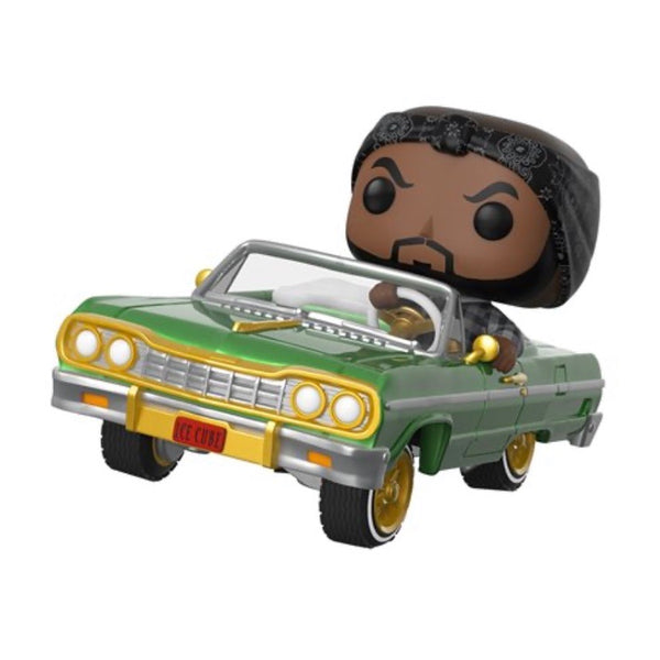 POP! Rides #081 Ice Cube with Impala