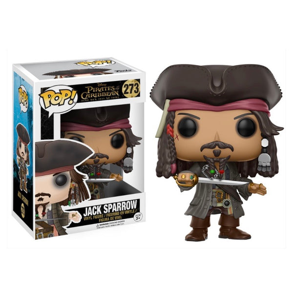 Disney #0273 Jack Sparrow - Pirates of the Caribbean : Dead Men Tell No Tales