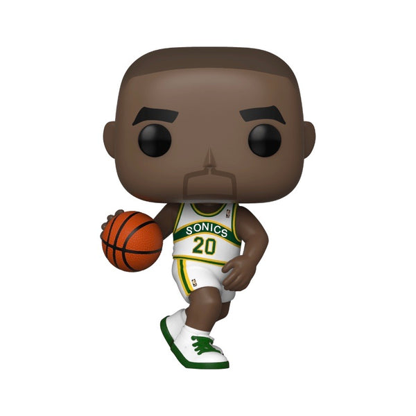 Basketball #080 Gary Payton - Seattle Sonics