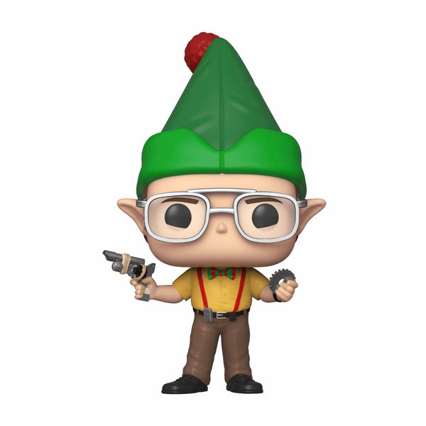 Television #0905 Dwight Schrute as Elf - The Office