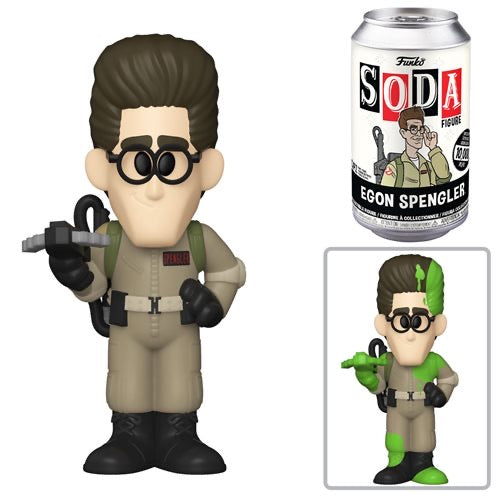 PREORDER • Vinyl Soda - Ghostbusters : Egon Spengler • LE 10,000 Pieces