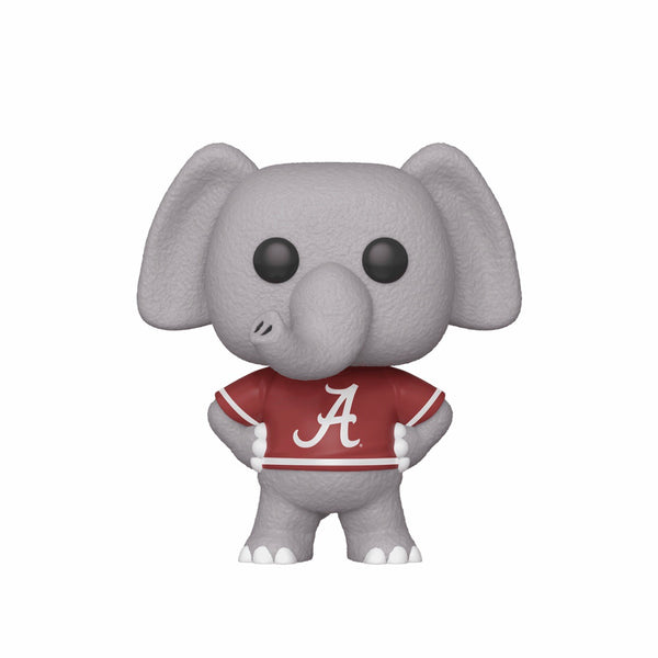 College Mascots #001 Big Al - Alabama