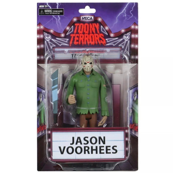 Toony Terrors : Jason Voorhees - Friday the 13th