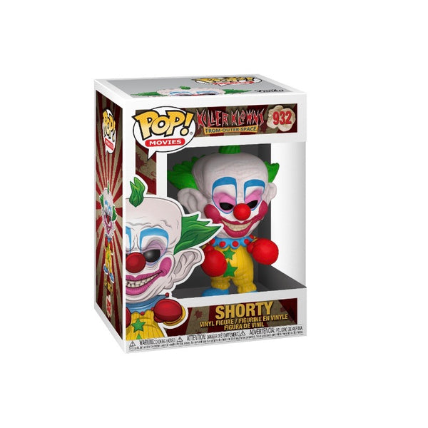 Movies #0932 Shorty - Killer Klowns From Outer Space