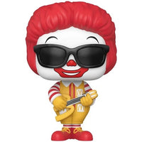 Ad Icons #109 Rock Out Ronald McDonald - McDonalds