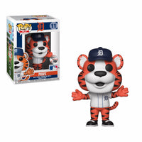 MLB Mascots #011 Paws (Detroit Tigers)