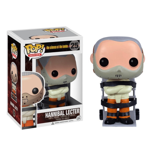 Movies #0025 Hannibal Lecter - The Silence of the Lambs