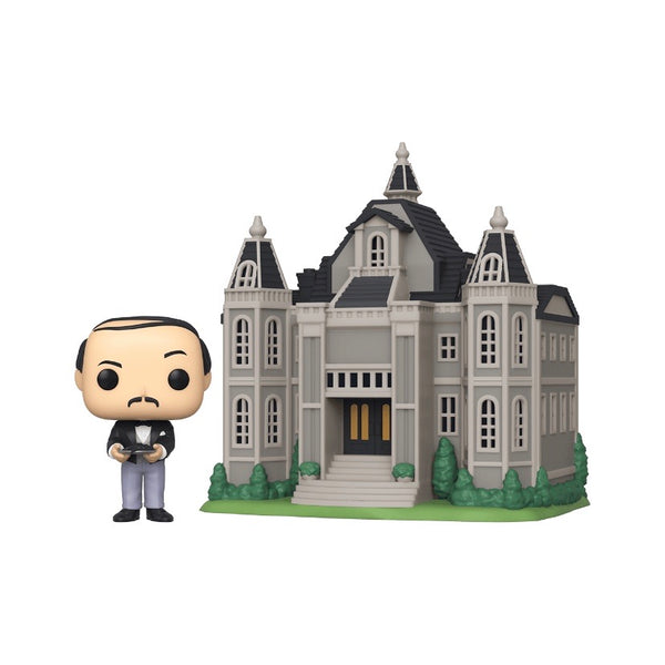 POP! Town #013 Alfred Pennyworth with Wayne Manor - Batman