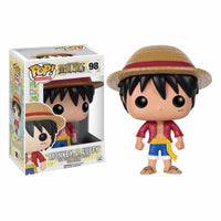 Animation #0098 Monkey D Luffy - One Piece