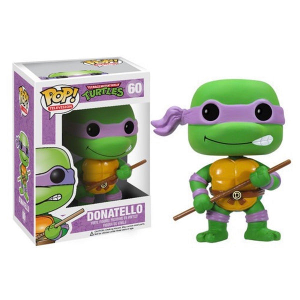 Television #0060 Donatello - Teenage Mutant Ninja Turtles