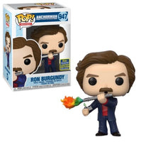 Movies #0947 Ron Burgundy (Jazz Flute) - Anchorman