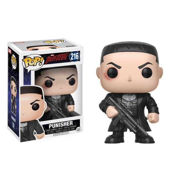 Marvel #0216 Punisher - Daredevil