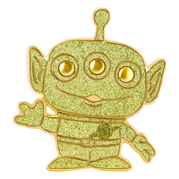 POP! Pin Pixar #05 Alien (Glitter Chase) - Toy Story
