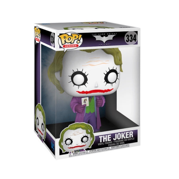 "DC Heroes #334 The Joker (10"") - The Dark Knight Trilogy"