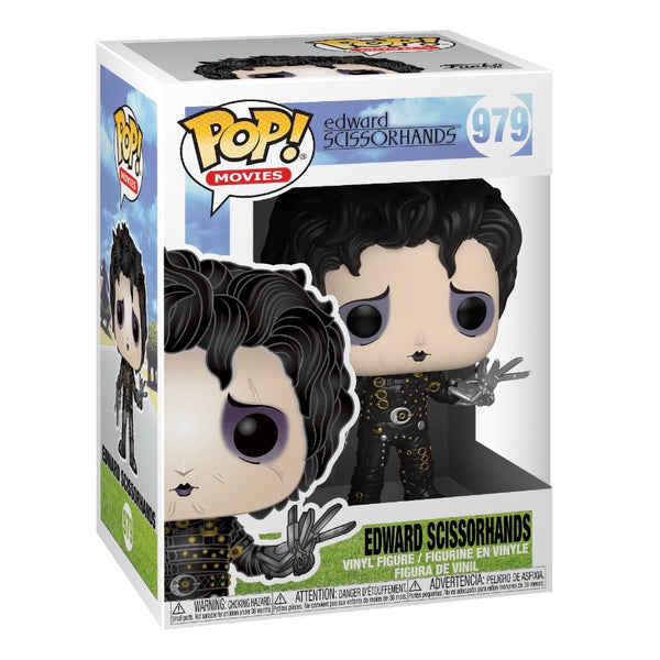 Movies #0979 Edward Scissorhands