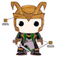 POP! Pin Marvel #04 Loki