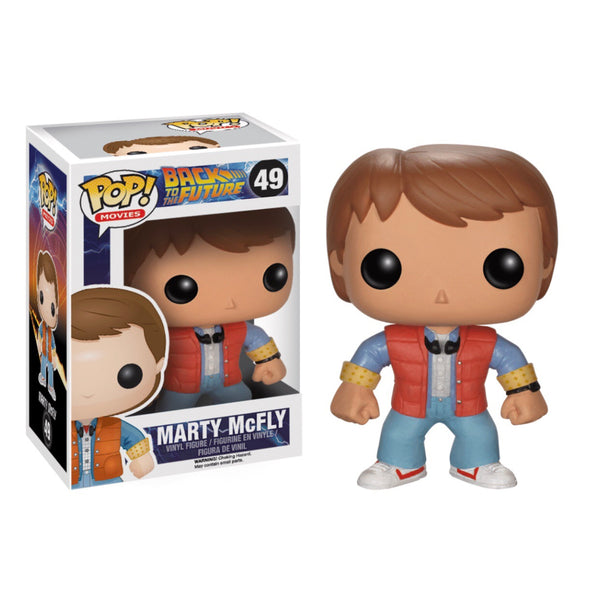 Movies #0049 Marty McFly - Back to the Future