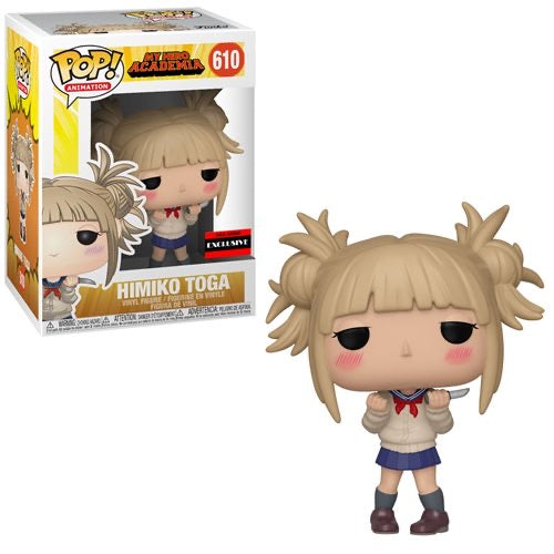 Animation #0610 Himiko Toga - My Hero Academia