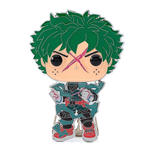 POP! Pin Anime #01 Izuku Midoriya (Deku) - My Hero Academia