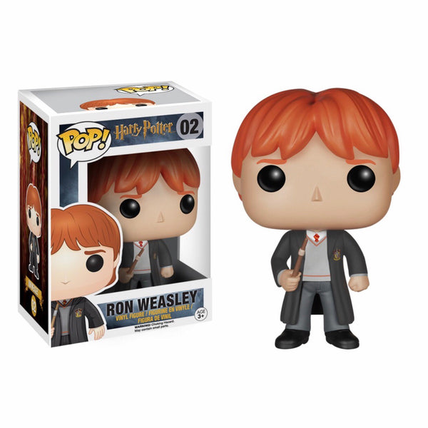 Harry Potter #002 Ron Weasley
