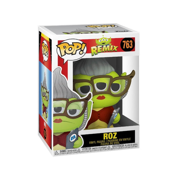 Disney #0763 Roz - Pixar Alien Remix