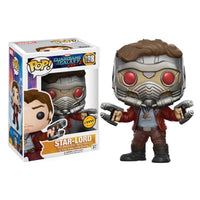 Marvel #0198 Star-Lord (CHASE) - Guardians Of The Galaxy Vol. 2