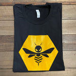 Beehive Collectibles Short Sleeve Tee - Black (Version 2 Logo - No Text)