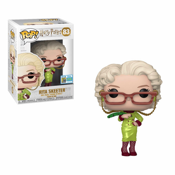Harry Potter #083 Rita Skeeter - 2019 SDCC Exclusive