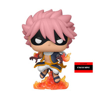 Animation #0839 Etherious Natsu Dragneel (E.N.D.) - Fairy Tail