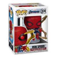 Marvel #0574 Iron Spider with Nano Gauntlet - Avengers: Endgame