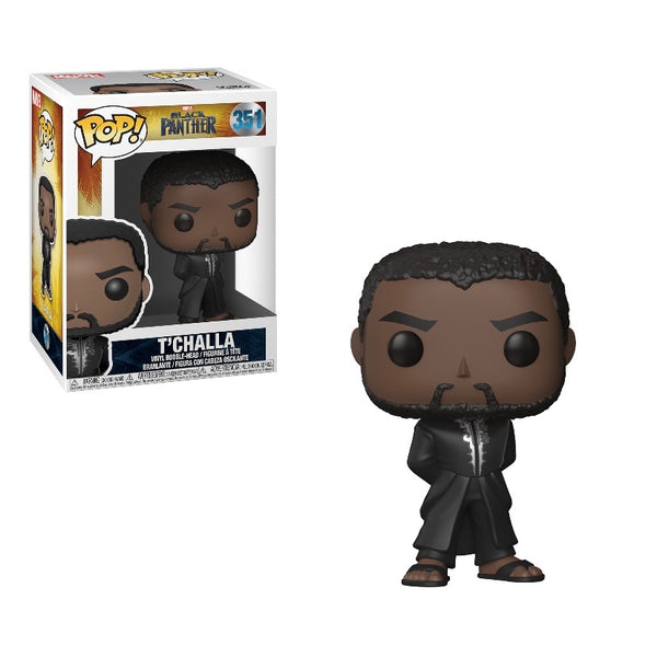 Marvel #0351 T'Challa (Black Robe) - Black Panther