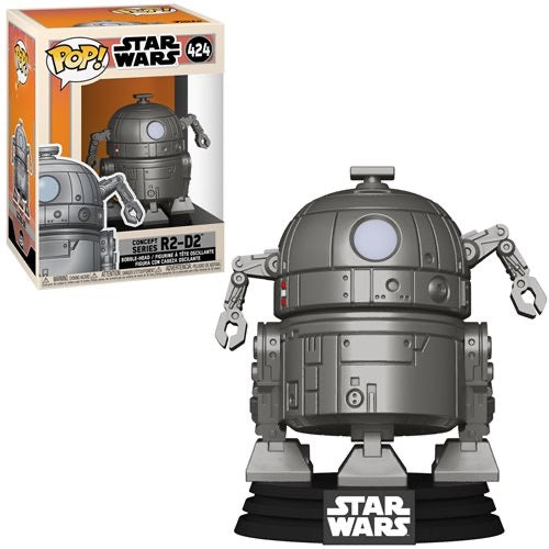 PREORDER • Star Wars #0424 R2-D2 (Concept Series)