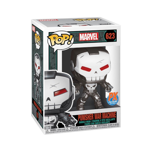 Marvel #0623 Punisher War Machine