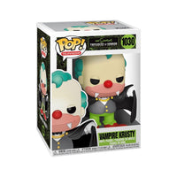 Television #1030 Vampire Krusty - The Simpsons