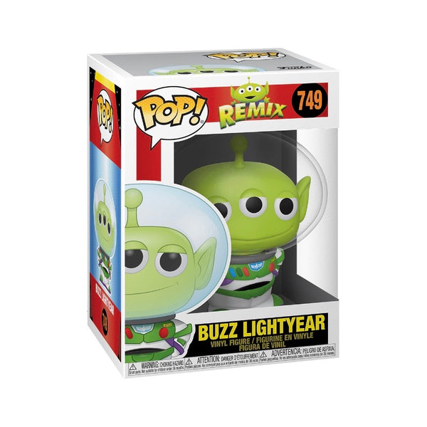 Disney #0749 Buzz Lightyear - Pixar Alien Remix
