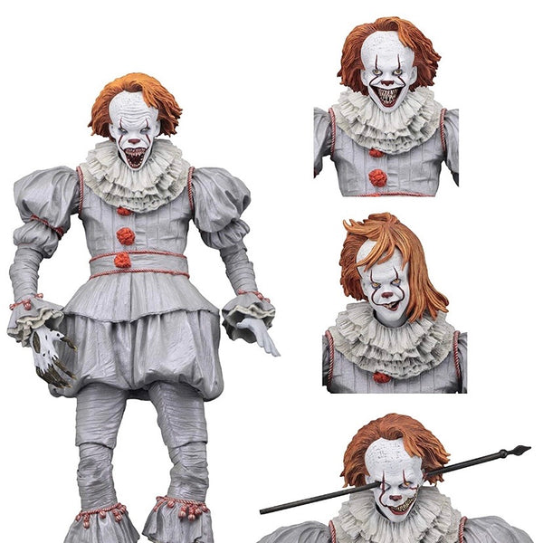 "NECA Ultimate 7"" Scale : Pennywise (Well House) - IT (2017)"