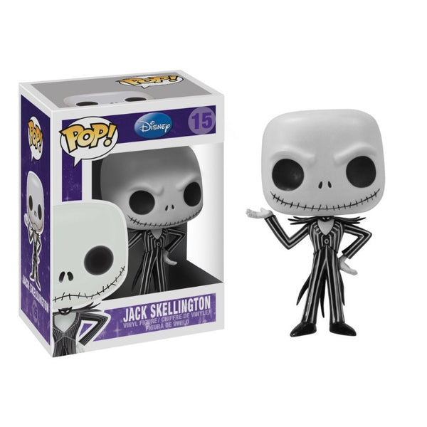 Disney #0015 Jack Skellington